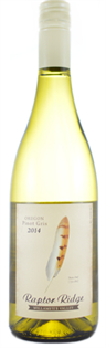 Raptor Ridge Pinot Gris 2014 750ml